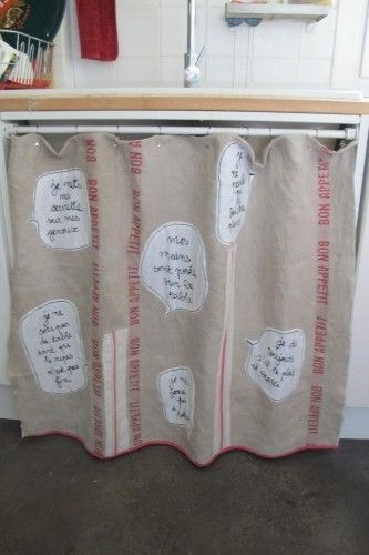rideaux sous vier nous les biquettes pinterest blog et ikea. Black Bedroom Furniture Sets. Home Design Ideas