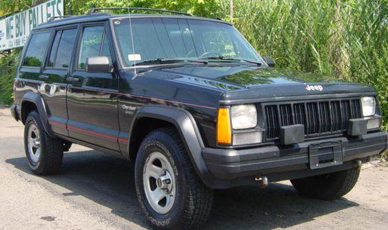 Future Clic: Jeep XJ Cherokee | Jeep cherokee laredo, Cherokee ...