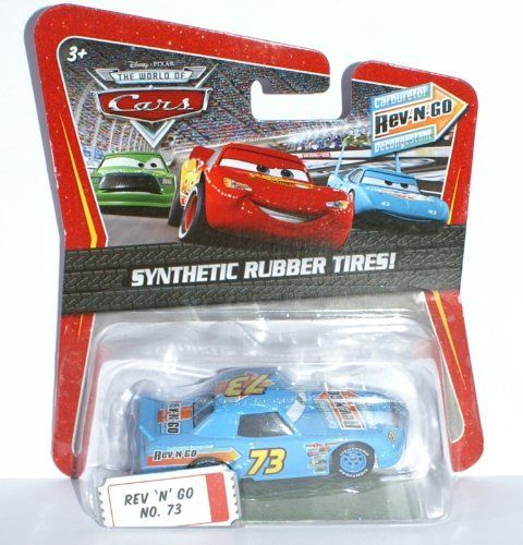 Cars 1 Toys : Disney pixar the world of cars exclusive rev n go by