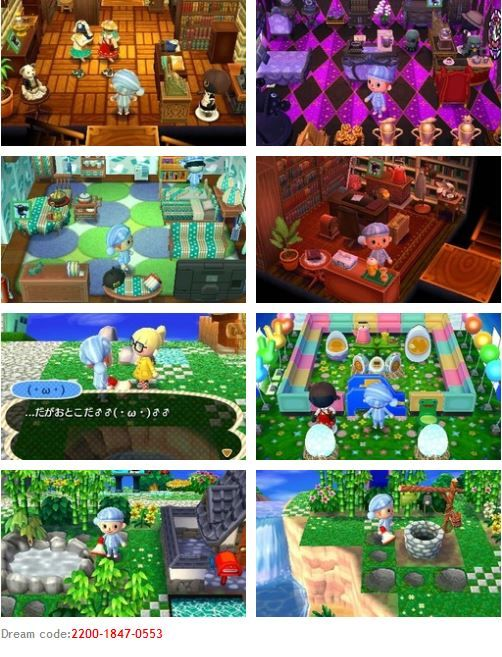 Animal crossing new leaf town animal crossing new leaf for Modern house acnl