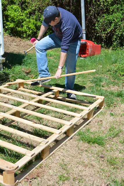 diy raised vegetable garden we made this out of our old box spring