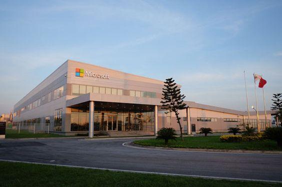Dự Án Kho Nhà Máy Microsoft Việt Nam