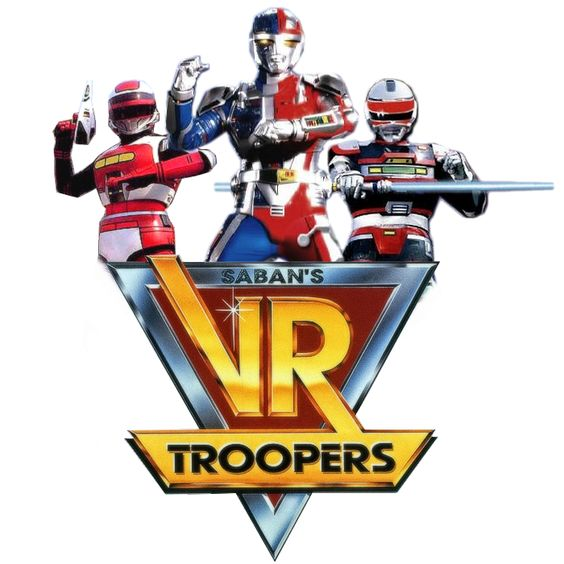 American Tokusatsu Shows: VR Troopers