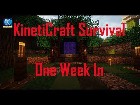 Youtube Survival One Week Week