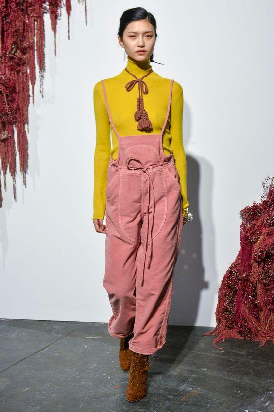 Ulla Johnson Fall 2016 Ready-to-Wear Collection Photos - Vogue: