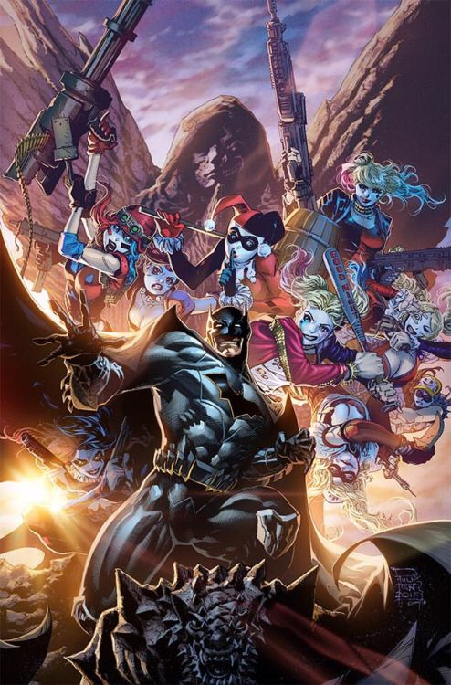 #harleyquinn #batman