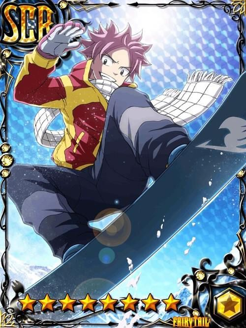 Pin by sailor bunny on Fairy tail brave guild cards ...