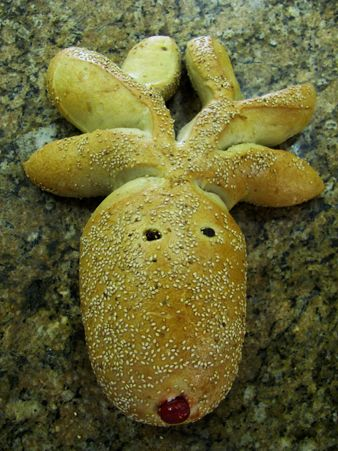 Reindeer Bread fro Christmas, Pumpkins for Halloween? What do you want us to make you?