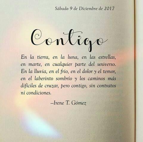 Contigo-Irene T. Gómez