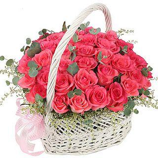 Gifs , Mensagens e Imagens :: Arranjos de Rosas: