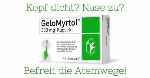 #ProduktDesTages: Deutschlands meistverwendetes Mittel bei Erkältungskrankheiten. Bis zu 59 % Ersparnis: ➤➤➤ https://www.medizinfuchs.de/gelomytrol ------#erkaeltung #gesundheit #medizin #medikamente #apotheke #arzneimittel #preisvergleich #medizinfuchs