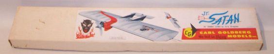 Vintage Goldberg Jr Falcon by Early RC Models 37