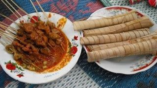 Sate Bulayak Ntb Resep Masakan Indonesia Masakan