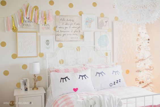 Such a darling space!