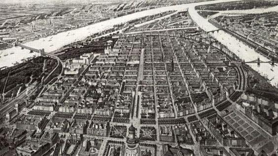 Mannheim, 1900