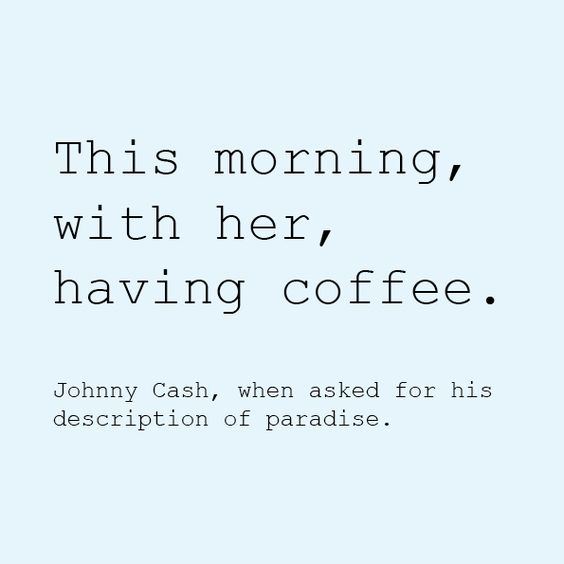 Johnny Cash Quote, Typography: hellopetersen