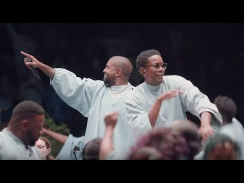 Full Stream Hd Kanye West Jesus Is King Sunday Service Experience The Forum 11 03 19 Youtube Uplifting Songs Praise And Worship Choir Director