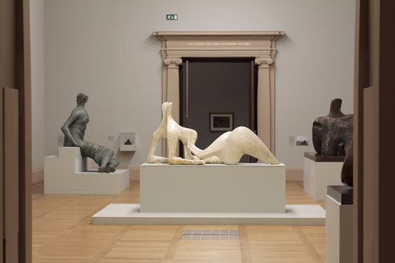 Henry Moore at Tate Britain.