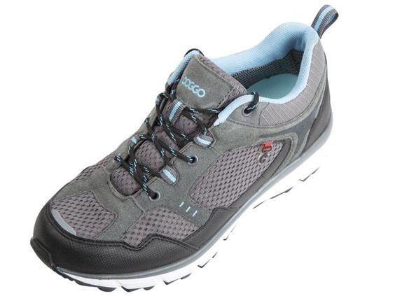 #DOGGO Emma Outdoor-#Schuhe grau blau. Dieser Sommerhalbschuh Emma von DOGGO wurde für Hundebesitzer hergestellt. Der Schuh aus Mesh, Velourleder und PU-Leder ist ideal zum Gassigehen geeignet. Ein rundum zuverlässiger Outdoor Schuh der etwas anderen Art. Wasserdicht, winddicht und atmungsaktiv.