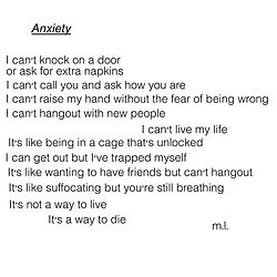 anxiety quotes - Google Search