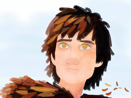 hiccup fanart | Tumblr