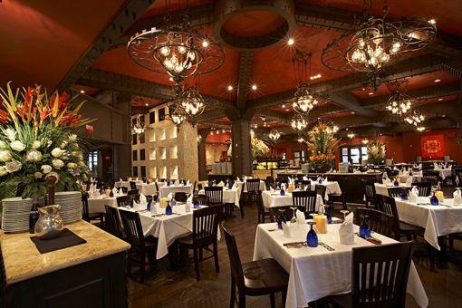 Texas de Brazil, Awesome Brazilian steak! Orlando ,FL 3/13 and Las Vegas NV.1/10