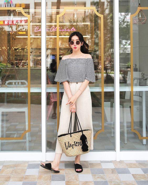 #Daylong(MT)  style2017  #summerlook #Soyeon