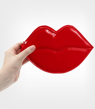 Sweet Lips Clutch $20.00