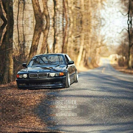 """Off the beaten path... #BMW #E38 #7Series #7er #728i #728iL #730i #735i #735iL #740i #740iL #750i #750iL #BMWRepost #BMW7Series #BMWE38 #SEVEN40iL :…"""