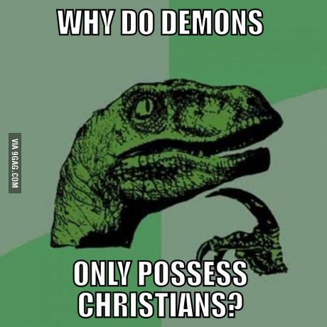 At least in all movies except the conjuring (?)