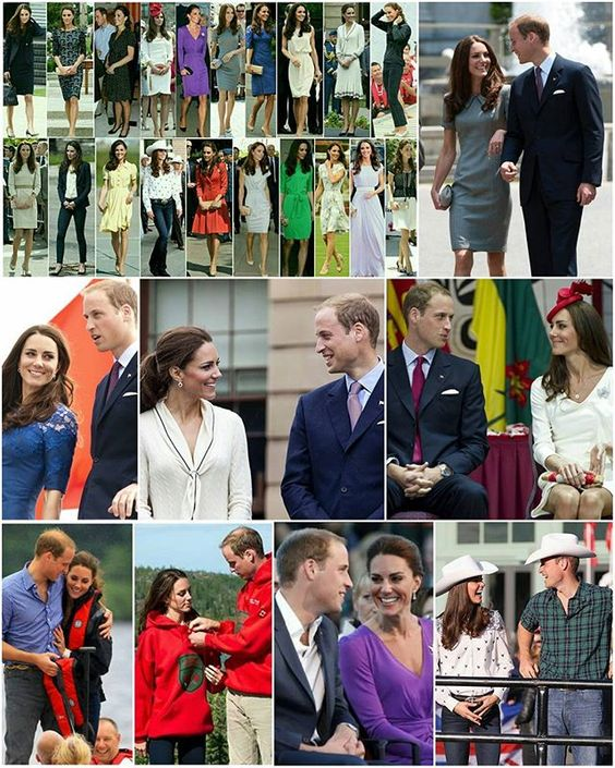 6 days to the royal tour of Canada! Here is a brief look of Royal Tour of Canada 2011.  The 2011 royal tour of Canada by Prince William, Duke of Cambridge, and Catherine, Duchess of Cambridge, took place between 30 June and 8 July 2011. The tour saw the newlywed couple visit all of Canada's regions. It was the first such tour undertaken by the Duke and Duchess since their marriage two months prior, and the first duties the couple carried out as members of the Canadian Royal Family. It…