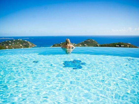 Luxus pool im garten  luxus pool eine wirklich gute idee für einen luxus pool ...