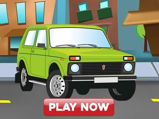 Russian Cars Differences News Games Car Games Sniper Games