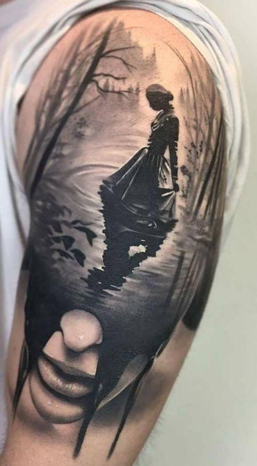 Pin Na Tattoo Flash