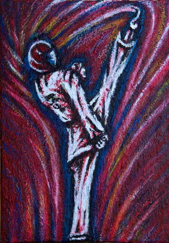 Strength of Movement, artist: Lisa Conlan