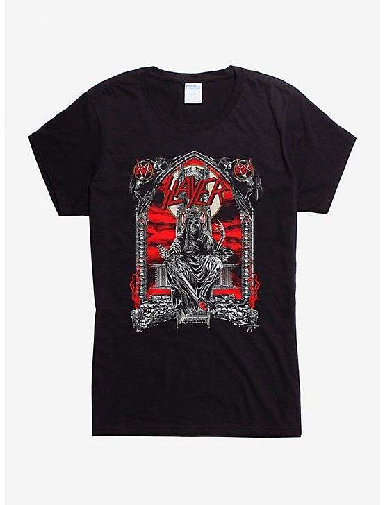 Slayer Band Crew Neck Sweatshirt Cotton Top T-Shirt for Boys /& Girls