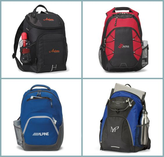 Personalized Backpacks at HotRef.com
