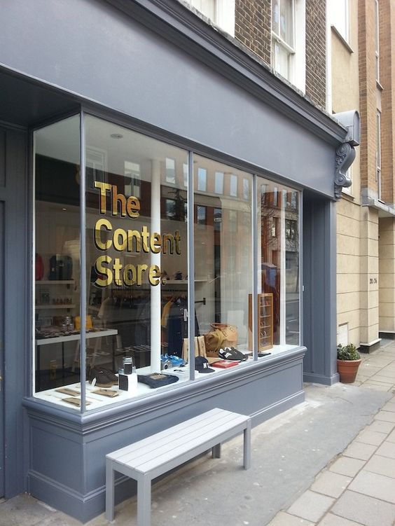 The Content Store Opens In London