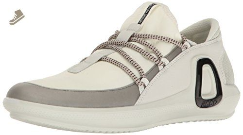 ECCO Women's Intrinsic 3 Textile Fashion Sneaker: Cool stretchable mesh  upper combines with sporty good looks and practical wearability in this  on-trend ...