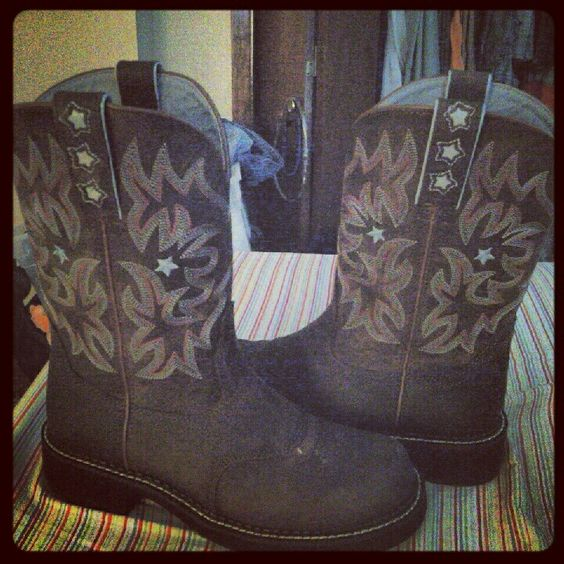 Ariat Fatbaby boots :) love them! | My Style | Pinterest | Love ...