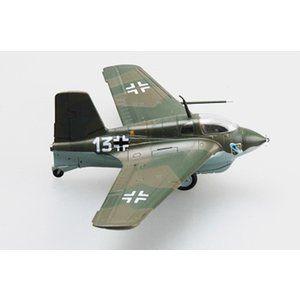 1/72 完成品 36341 Me163B-1a コメート 第400戦闘航空団 第2飛行隊所属 ...