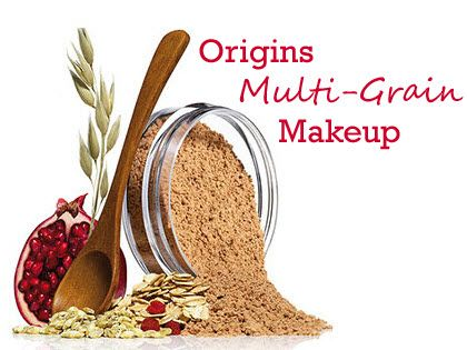 Orgins Make-Up. Love the natural hippiness of it ;)