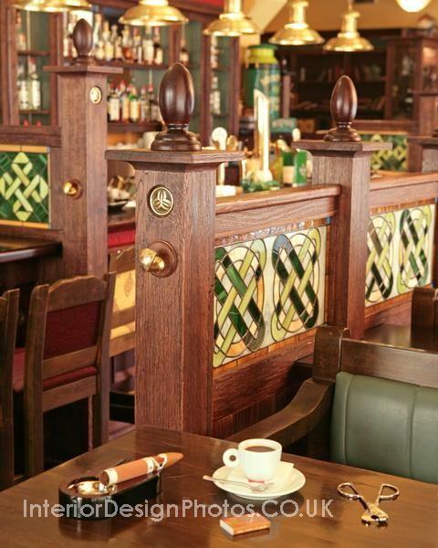 Irish Pub Decor Bar Design Interior Of Irish Pub