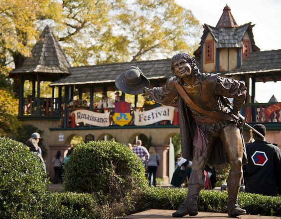 15 NC Day Trips 10. Experience a modern day time machine at the Renaissance Festival