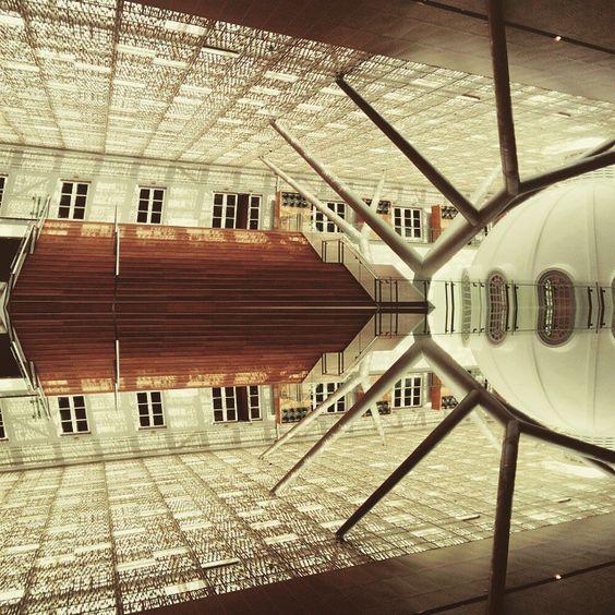 Phòng trưng bày có diện tích 64 nghìn m2