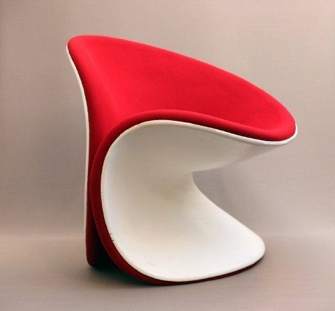 Futuristic chair futuristic furniture modern chair for Chaise grillage design