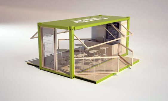 Pinterest the world s catalog of ideas - Ecopod container home ...