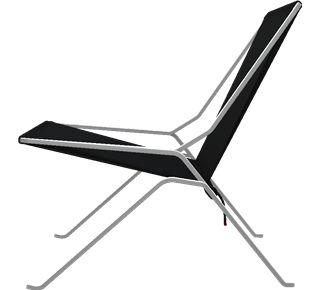 PK25 - PK25, Lounge chair - Fritz Hansen