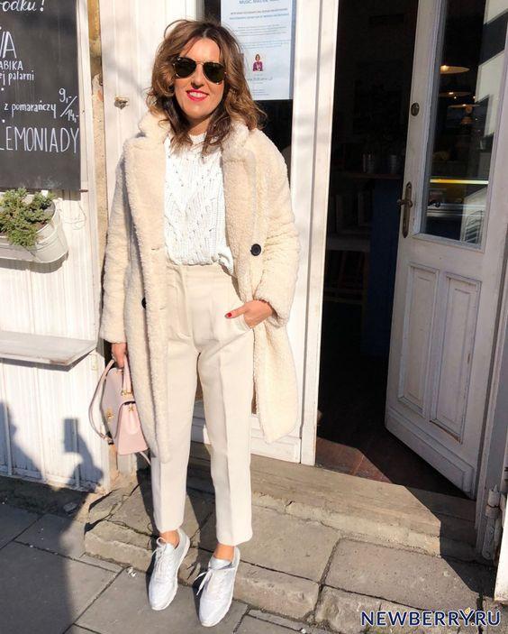 Мода для женщин за 40: образы в юбках и брюках от полячки Agnieszka