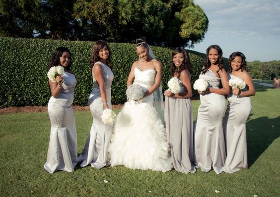 Atlanta Outdoor Vow Renewal by Angel Wings Photography: Natischa and Donnell